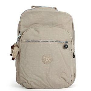 Kipling Seoul Backpack Khakiearth